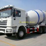 De Concrete Pomp van Shacman F3000 6X4