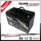 12V100ah Lead Acid Gel Battery Solar 또는 Wind Power Battery UPS Battery