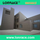 Tablero de apartadero externo del cemento de la fibra del revestimiento