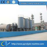 De ononderbroken Gebruikte Machine van de Distillatie van de Olie van de Motor