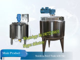 200L電気暖房のステンレス鋼タンク