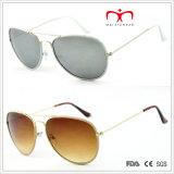 Os óculos de sol unisex os mais atrasados do metal do estilo e da cor da forma 2015 (MI206)