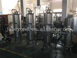 A produção do filtro de água faz à máquina o sistema do RO