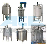 бак санитарной нержавеющей стали бака топления пара 1000L смешивая (ACE-JBG-K7)