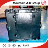 Aluminium Openlucht 3 van het Afgietsel van de Matrijs van het nieuwe Product P6 in 1 LEIDEN Aanplakbord