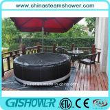 Bañera al aire libre inflable del masaje de la burbuja de aire (pH050011)