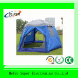 5-8人の熱い販売の防風の屋外のキャンプテント