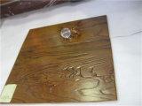 Plancher multicouche de haute qualité de fabrication en bois solide de la Chine