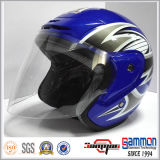MotorbikeまたはMotorcycle/Scooter (OP207)のための方法Open Face Helmet