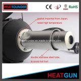 1600W portable caliente 650c plástico pistola de soldadura para PVC PE PP