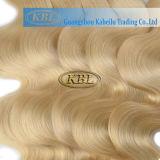Europäisches Haar der blonden Farben-613, Menschenhaar