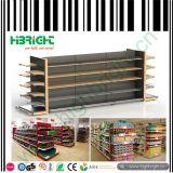 Kundenspezifische Metallinsel-Supermarkt-Gondel-Regale