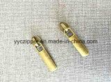 Nicht Nylonreißverschluss-Schweber des Verschluss-3# für die Hauptgewebe verwendet