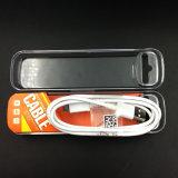 TPE 1m Universal Teléfono móvil Android cubierta del cable USB para Samsung S4 (XSSJ-004)