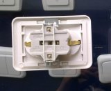 Market europeo di Socket con Grounding