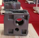 、機械化の部品砂型で作る、機械装置部品を設計する伝達部品