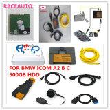 pour BMW Icom A2 tout le cahier CF-19 d'outils de diagnostique de câbles