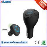 Bluetooth 헤드폰을%s 가진 1마리의 차 충전기에 대하여 Mult 기능 2