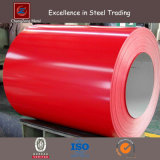Colore Coated Steel Sheet Coil per Decoration (CZ-C27)