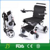 Leichter faltender Aluminiumrollstuhl für Behinderte