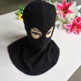 Baixada funcional polar preta de Kitted da máscara protetora do velo multi