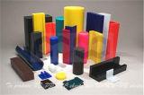 Uhmw-PE Plastic Delen met de Weerstand van de Slijtage