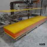 台所カウンタートップのための修正されたアクリルの固体表面