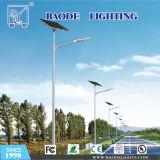 Réverbère de la lumière de Polonais de route de la garantie LED de 5 ans LED