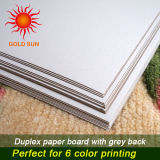 White Coated Duplex Board Paper