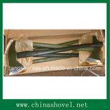 Outil manuel de hache pour la hache d'acier du carbone de Cuting avec le traitement