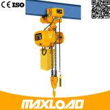 Fabrik-Preis kleine mini elektrische Kettenhebevorrichtung 0.5 Tonnen-1ton 2ton 5ton vom China-Hersteller