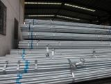 Fence Post를 위한 건물 Material Hot DIP Galvanized Steel Pipe