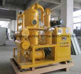 Équipement de traitement d'huile à transformateur à déchets à vide à double étage / Équipement à purifier l'huile