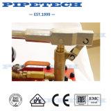 Testeur de pression d'eau manuelle Testeur portable de pompe