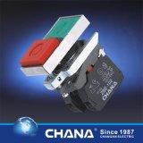 LEDランプCB2の押しボタンスイッチシリーズの二重ヘッドボタン