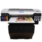 2015 New Salva Spazio Digital Desktop A2 Dimensione stampante flatbed UV per la cassa del telefono, penne, Vetro e Billboard
