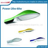 réverbères 60W solaires LED