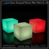 Дистанционное управление перезаряжая водоустойчивый напольный кубик RGB СИД пользы