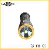 T6 LED 26650 건전지 긴 광속 거리 방수 플래쉬 등 (NK-2660)