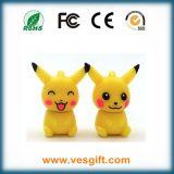Melhor presente Cartoon Pokemon Pikachu USB Memory Stick