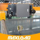 Élévateur électrique de source de type de bride de câble métallique et d'énergie électrique pour la plate-forme suspendue