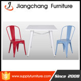 Chair Toli Village Galvanized Iron Chair를 만드십시오