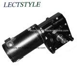 90:1 universal 40rpm del motor 12V 320W del encerado del rodillo del carro de vaciado de la C.C.