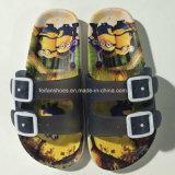Nuovo pistone del sandalo di EVA del fumetto della stampa dei capretti di modo di stile (FY16)
