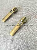 Non cursore di nylon della chiusura lampo della serratura 3# per le tessile domestiche usate