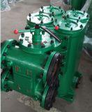 Filtro de óleo de filtro de filtro Spl15 Duplex para filtro de óleo Binocular da planta de cimento