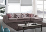 普及した現代デザイン居間ファブリックソファー(HC1213B)
