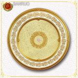 ポリスチレンの装飾的な天井の円形浮彫り(BRRD80-F-119-F)
