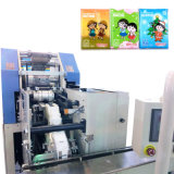 Facial Tissue Paper MachineのためのハンカチーフPaper Counting Machine