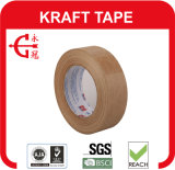 クラフト水作動したテープ、クラフトペーパーテープ